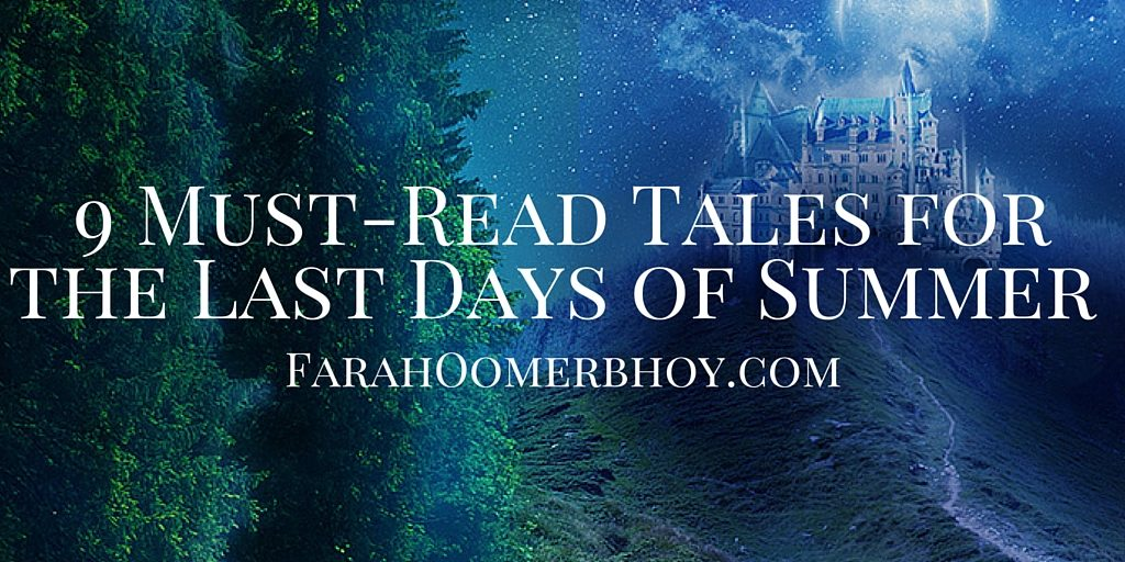 9 Must-Read Tales for the Last Days of Summer